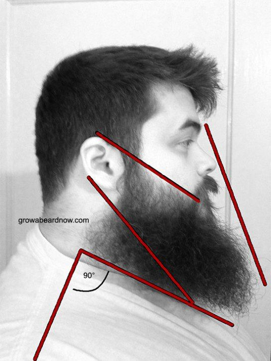 25 best ideas about trimmed beard styles on pinterest beard trimming styles men 39 s beard. Black Bedroom Furniture Sets. Home Design Ideas