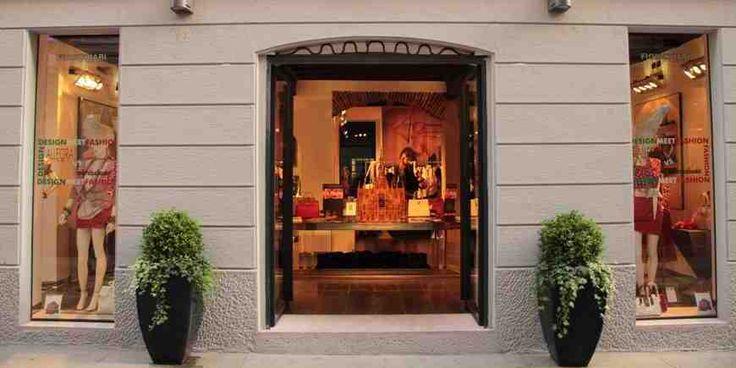Temporary store milano: splendido ed esclusivo temporary store in piena zona pedonale di Brera, ideale per lanci commerciali o negozi di altissima gamma.