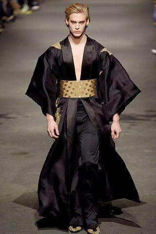 Alexander McQueen Fall 2006 Menswear Fashion Show