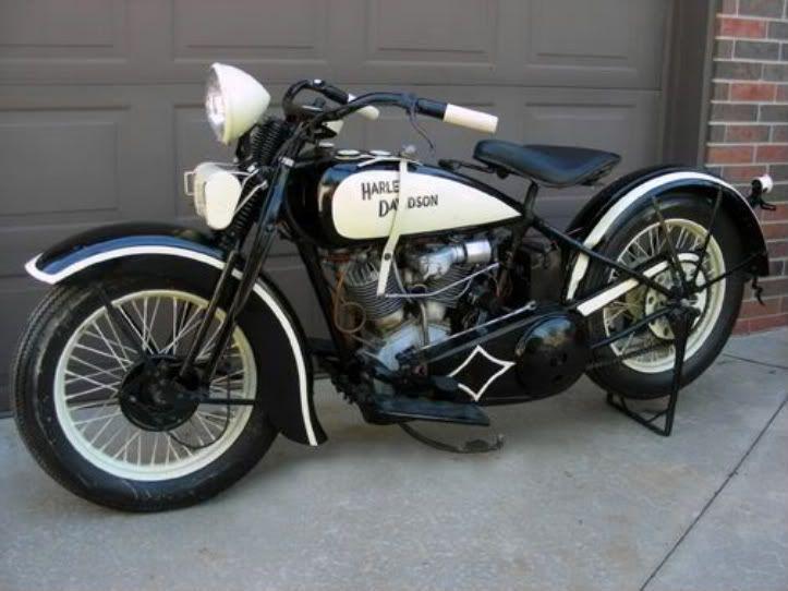 1929 Harley Davidson