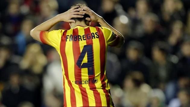 Liga - Barca patzt, Atlético macht's nach | Fábregas, FC Barcelona.