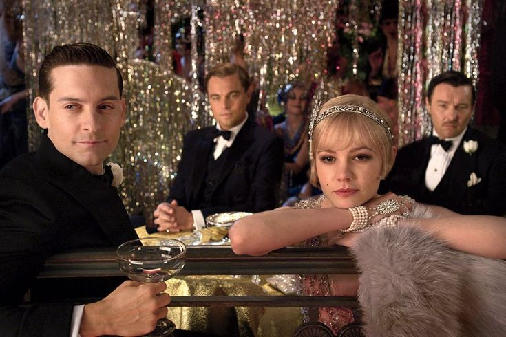 The Lavish Sets for Filmmaker Baz Luhrmanns The Great Gatsby : Architectural Digest