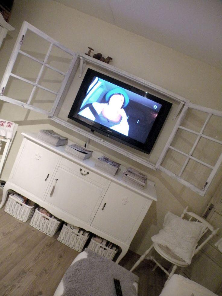 Come nascondere la tv | A Casa di Ro