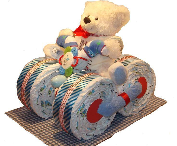 ATV din scutece www.venellagift.ro