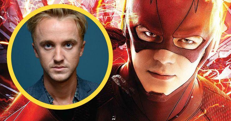 The Flash Season 3 Gets Harry Potter Star Tom Felton -- Tom Felton is joining The Flash Season 3 as series regular character Julian Dorn. -- http://tvweb.com/flash-season-3-tom-felton-julian-dorn/