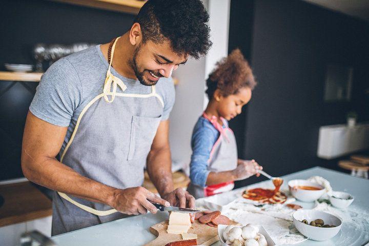 Cuisiner pour les autresa des bienfaits psychologiques très positifs