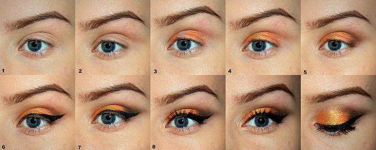 Nani Karoliina - Be yourself : Summer makeup