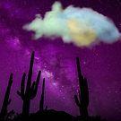 Glow Cloud by AzureWhichcraft