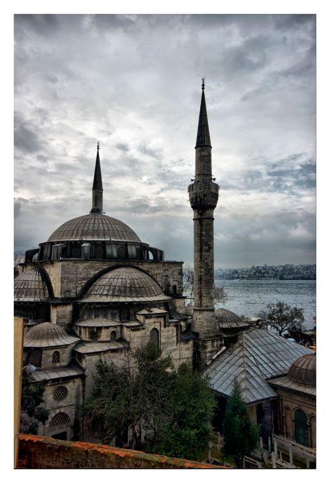 Mihrimah Sultan Mosque - sinan