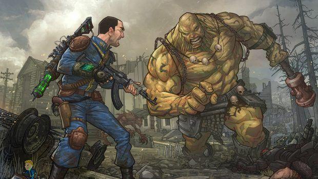 Fallout 3 Wallpaper HD.