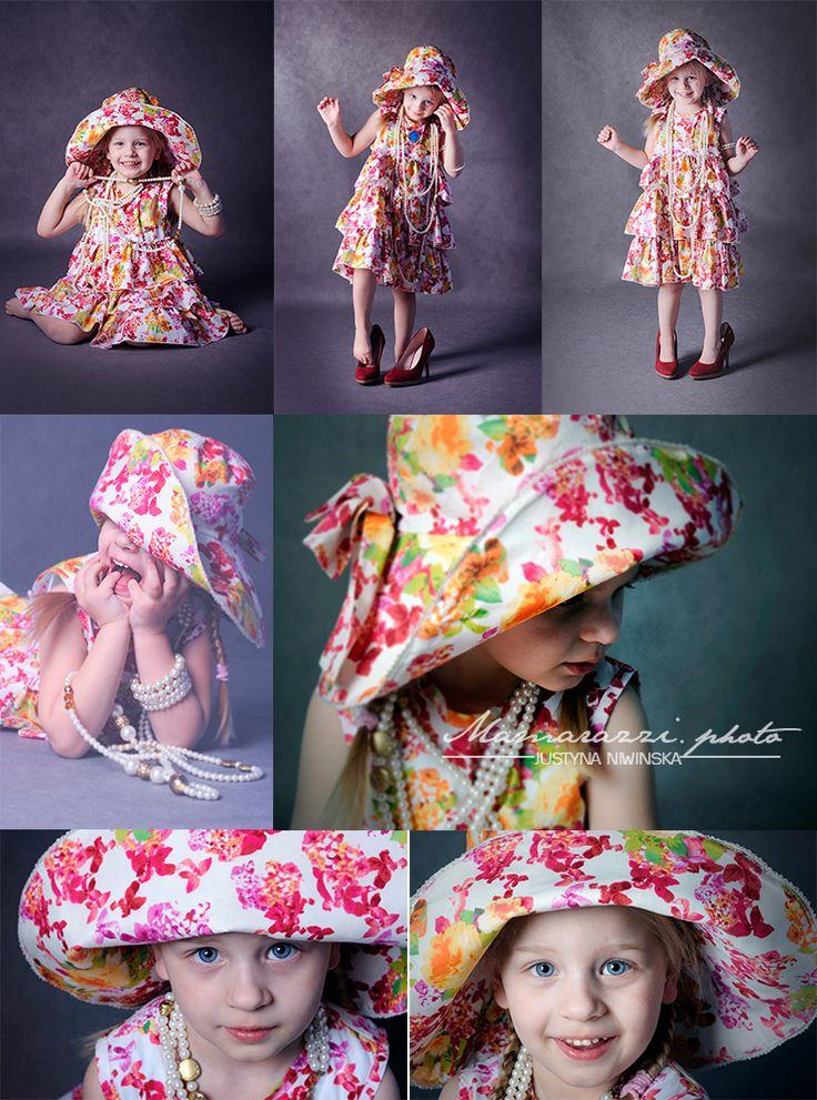 3 years old Little Lady | 3 letnia Mała Dama | Children photography