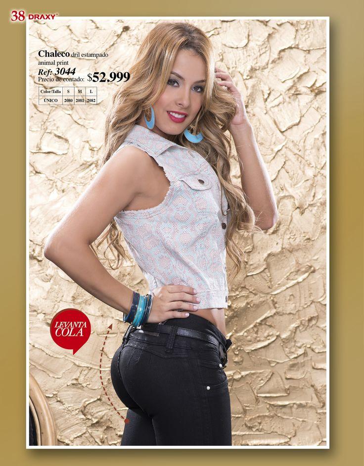 Chaleco 3044