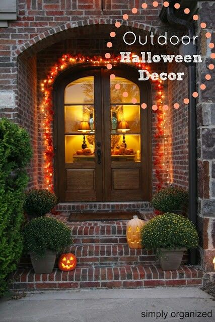 17 best Halloween Decorations images on Pinterest Halloween - halloween decorations at home