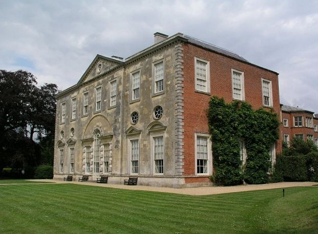 Claydon House is a country house in the Aylesbury Vale, Buckinghamshire