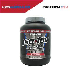 Iso 100 Dymatize Nutrition 3Lbs Proteina Hidrolizada $162.000 contacto: 476 25 07 Bogotá Colombia   WhtasApp: 313 737 13 68 - 311 358 09 89