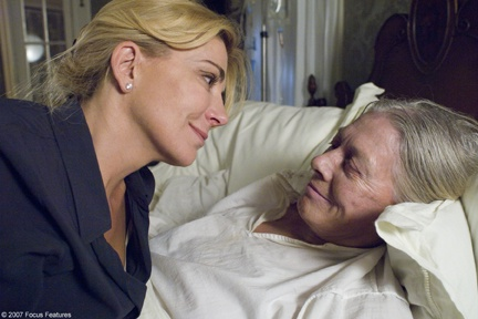 Jack Recommends:  the movie Evening. A stellar cast was united in this 2007 American drama film, providing viewers an emotional illustration of the timeless love between a mother and her daughter. The story unfolds over different periods of the lives of 2 real-life mother and daughter pairs: Vanessa Redgrave and Natasha Richardson, and Meryl Streep and Mamie Gummer. Touching, real, and stock-full of raw emotions, this is a film that captures the hearts of its viewers.