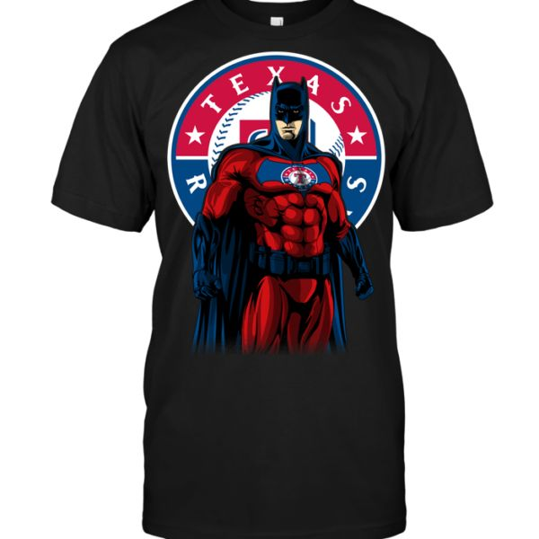 Batman Texas Rangers – POISETEE