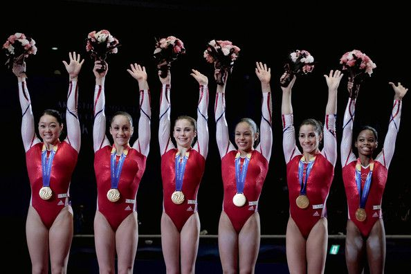 Jordyn Wieber - Artistic Gymnastics World Championships Tokyo 2011 - Day 5