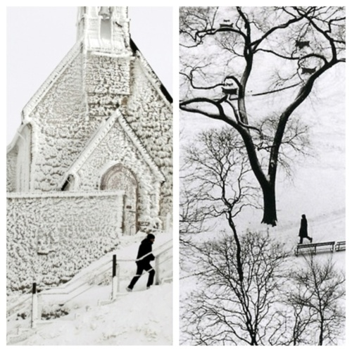 "Wendelstein Mountain // Washington Square ///  Michael Dalder // Andre Kertesz ///  Reuters via MSNBC.com // ""Washington Square"""