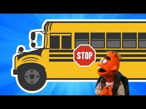 ▶ WHEELS ON THE BUS (Song For Kids ♫) Pancake Manor - YouTube