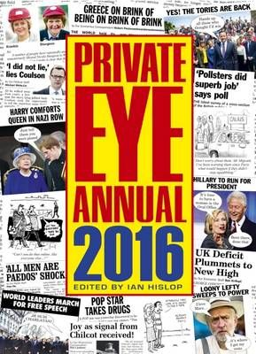Private Eye Annual 2016 (Hardback)