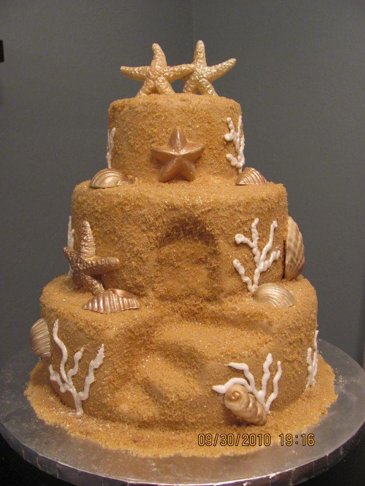 1000  ideas about sand castle cakes on pinterest