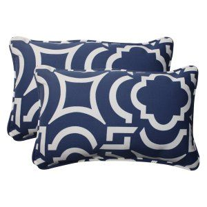 Outdoor Rectangle Pillows on Hayneedle - Outdoor Pillow Sale