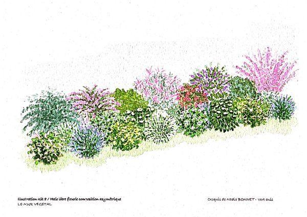 52 best les haies de jardin images on pinterest plants. Black Bedroom Furniture Sets. Home Design Ideas