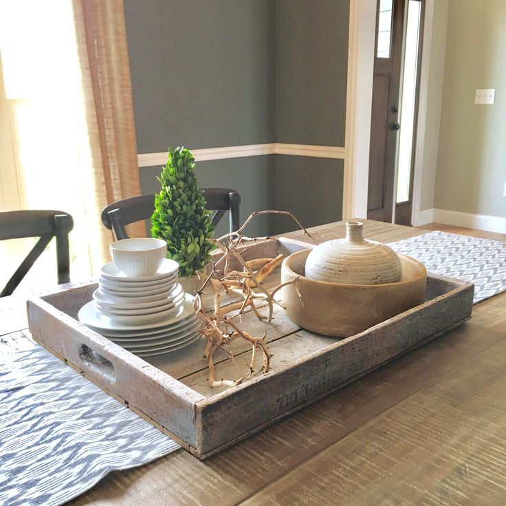   home design   home decor   dining room   eating   kitchen table   decoration   ideas   green   plant   inspiration   tv tray   table runner  