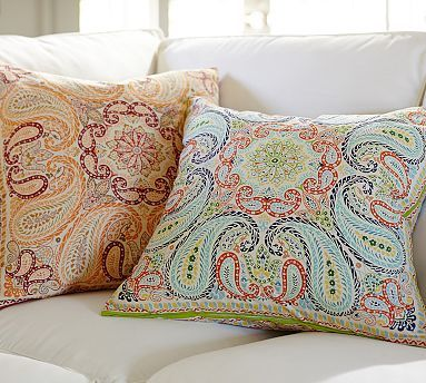 lia paisley pillow cover for the chairs find this pin and more on pillows by julielaw11 pottery barn features a wide selection of decorative throw