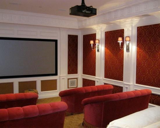 Media Room Wall Art | Credainatcon.com