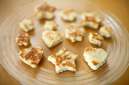 pancakes!: Star, Favorite Katie, Heart Pancakes