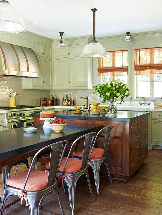 Best How To Decorate With Green Average Kitchen Remodel Cost 640 x 480