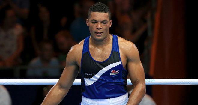 Commonwealth Games boxing: Joe Joyce and Reece McFadden guaranteed medals