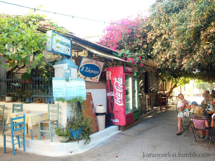 Favourite Restaurant in Aegina #aegina #greece