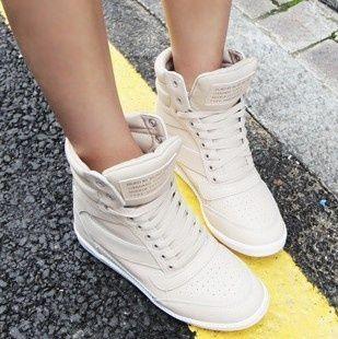 Hidden High Heels Sneakers