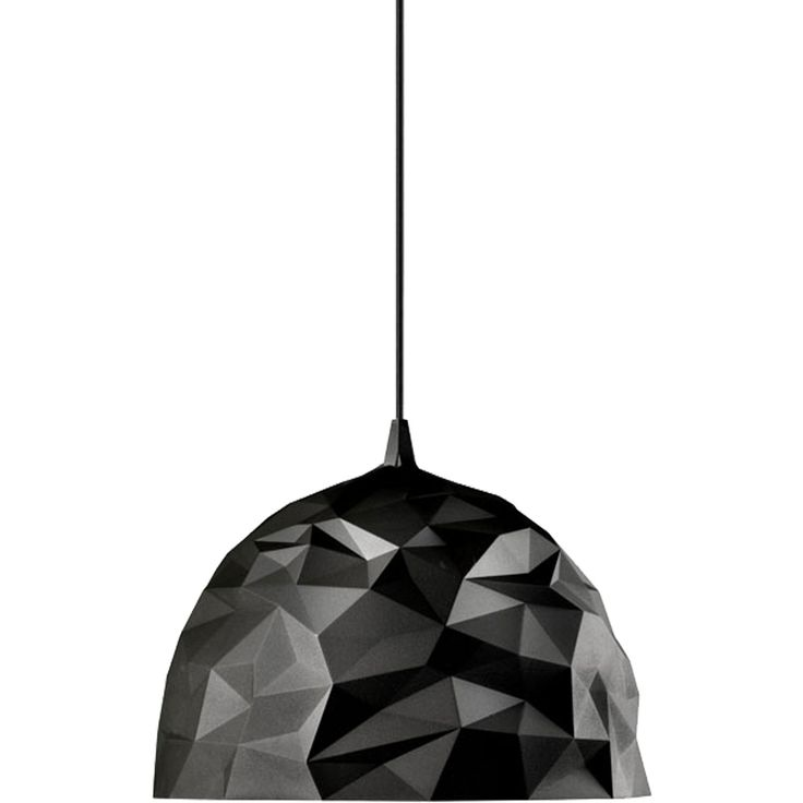 Rock pendel, svart i gruppen Belysning / Lampor hos RUM21.se (107231)