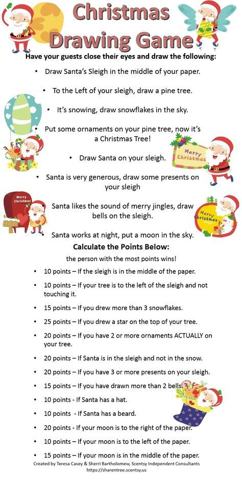 christmas party games best 20 ideas on 12808