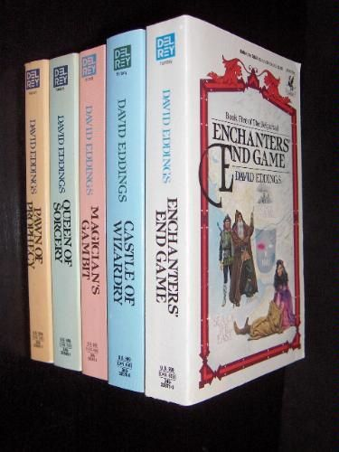 13 best books images on pinterest fantasy books science fiction david eddings book set google search fandeluxe Gallery