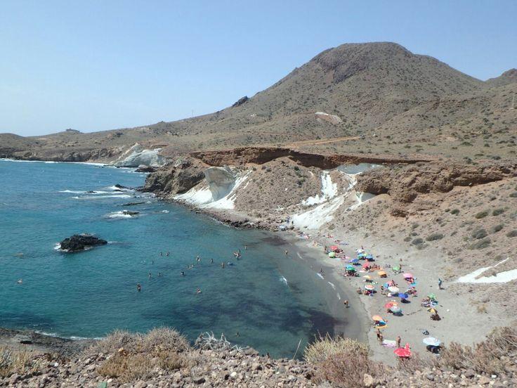 Cala Rajá - Cabo de Gata