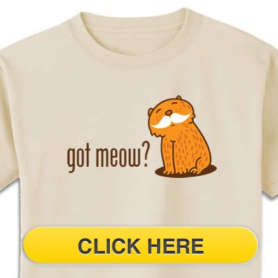 Check our Rescued Beagle T-Shirt to celebrate you #pet #animal#dog love. Just $18.99 + an extra $5off Just Enter Coupon Code: SAVEMORE5 at checkout at http://www.petproductadvisor.com/store/mc/got-meow-tshirt.aspx