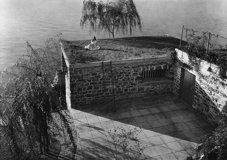 Giulio Minoletti, casa per il fine settimana per uno scapolo, Varenna, 1941-45