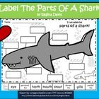 $ - Are you reading stories about sharks?  Here are two printable sheets for your students to use to label a shark when you are teaching about ocean or...