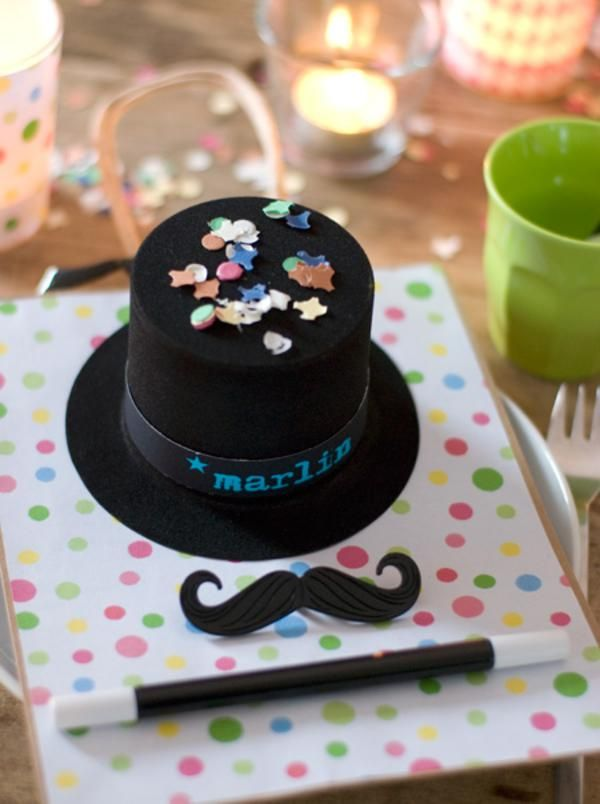 Girly Magic Party Planning Ideas Supplies Idea Cake Deocorations
