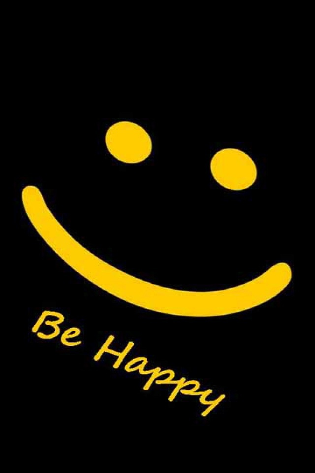 Just Be Happy Happy wallpaper, Happy, Cool words