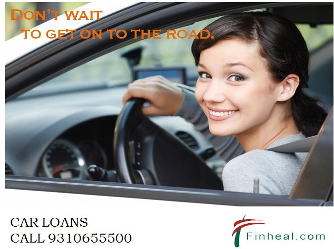 Clients can apply the car loan application form via website or offline. The application form includes loan amount required, Car Model, which car you desire, the   purpose (new car, used car, top up on existing car). http://www.finheal.com/car-loan-in-faridabad