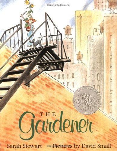 Cover of: Gardener (Sunburst Books) by Sarah Stewart