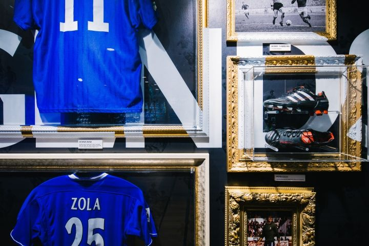 Chelsea FC Megastore by Schwitzke & Partner at Stamford Bridge Stadium, London – UK » Retail Design Blog