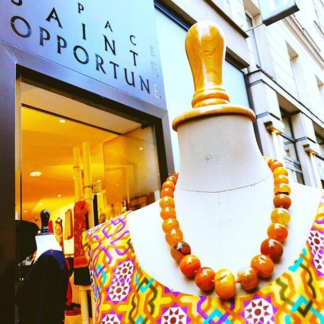 À découvrir à la #boutiquedescreateurs (#popupstore) Espace Saint Opportune. Métro Ⓜ #Chatelet #paris01 #jadejewelry #jade #statementpiece #ecojewelry - by #kisqueyanaturebijoux #handmadejewelry #buffalohornjewelry #bohemian #bohemianstyle #designer #jewelrydesigner #fashionblogger #handcraftedjewelry #handmadejewelry #bijouxfaitmain #organicjewelry #boho #bohochic #parisbijoux #parismonamour #paris #shopping #France #parisienne #bijouxcreateur #espacesainteopportune #metro