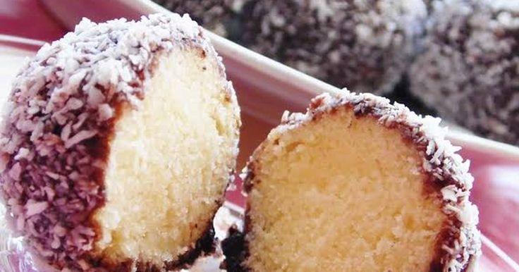 Mennyei Kókuszos sütinyalóka recept házilag (popcake) recept! Popcake maker készülékkel készült! :) Isteni finom! :)
